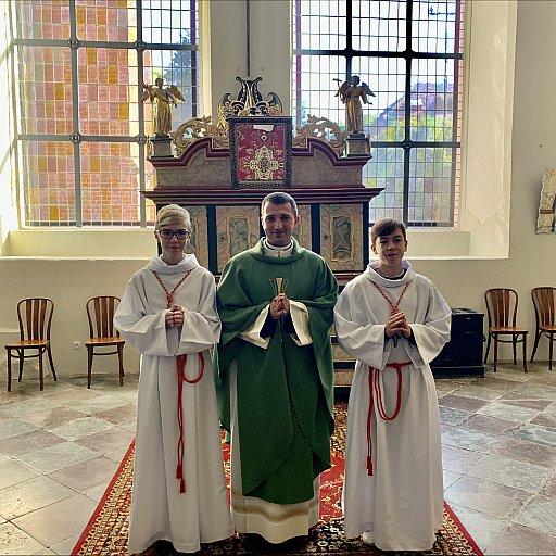 Promocja Ceremoniarzy Diecezji Pelplińskiej